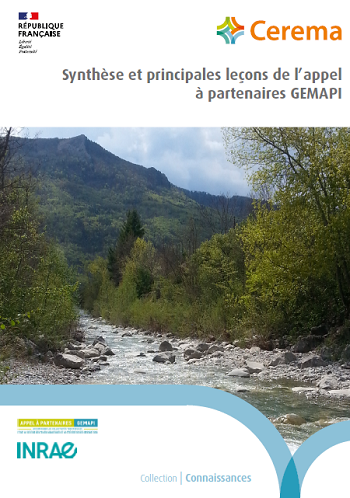 Couverture du guide GEMAPI