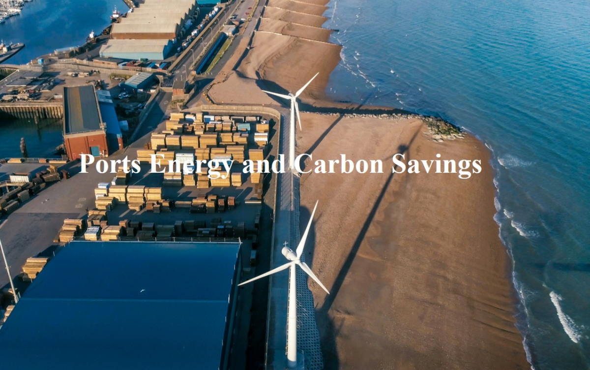 Ports Energy and Carbon Savings