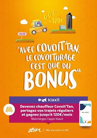 affiche de covoitan pour s'inscrire comme conducteur