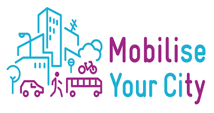 logo mobilise your city