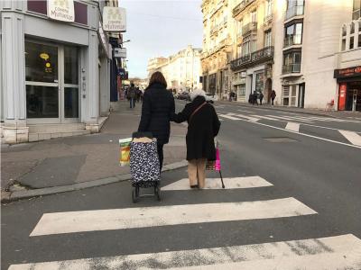 mobilité séniors
