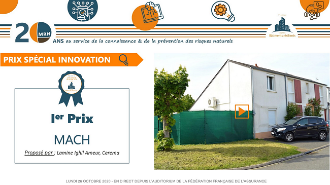 flyer du prix innovation