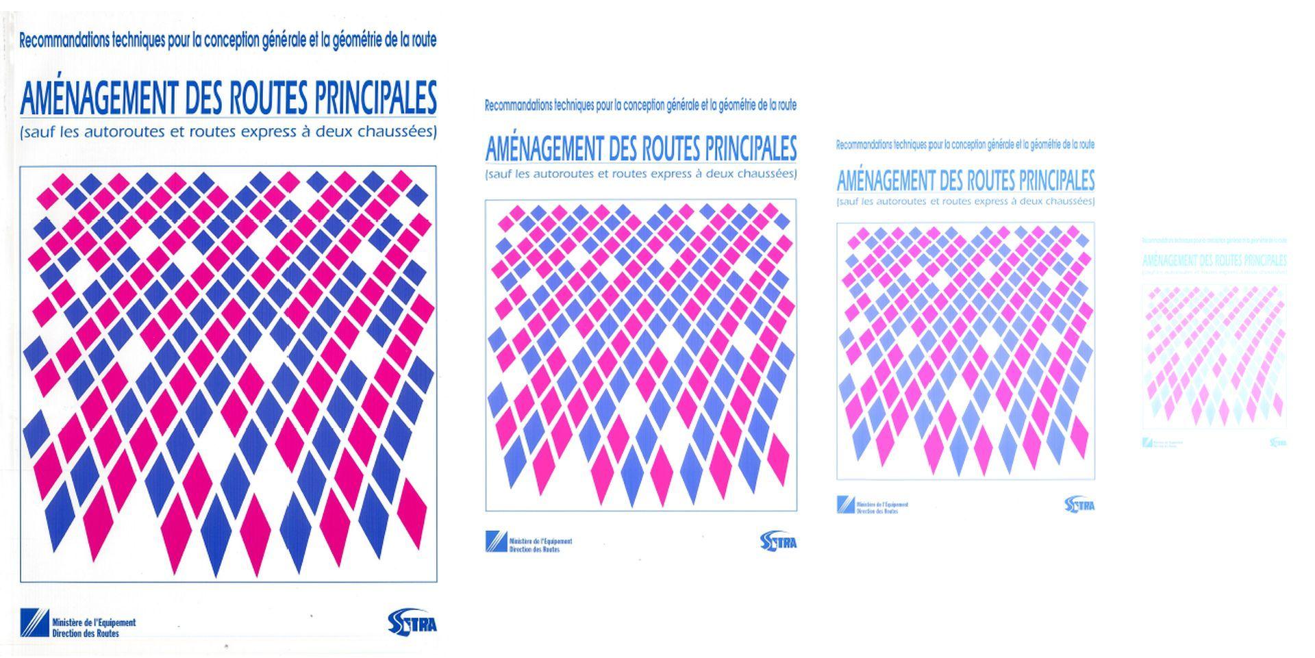 """Refonte Du Guide """"Aménagement Des Routes Principales"""" (ARP"""