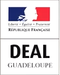 Logo DEAL Guadeloupe