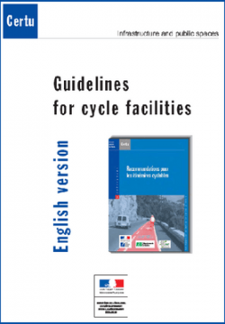 Guidelines for interurban cycle facilities