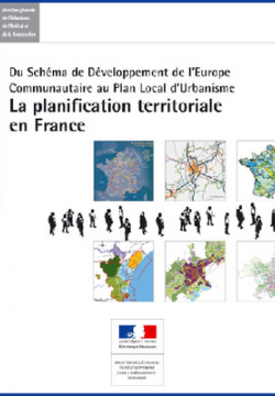 City and regional planning plan in France