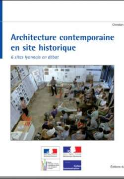 Architecture contemporaine en site historique