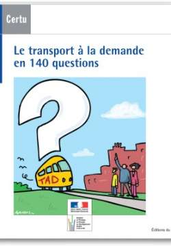 Le transport à la demande en 140 questions