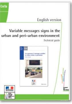 Variable messages signs in the urban and peri-urban environment