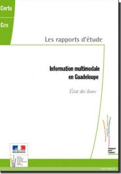 Information multimodale en Guadeloupe