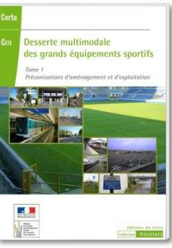 Multimodal service for large sports facilities