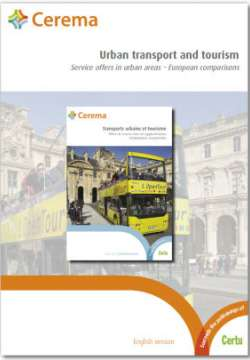Urban transport and tourism