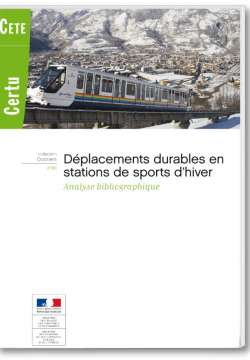 Déplacements durables en stations de sports d'hiver
