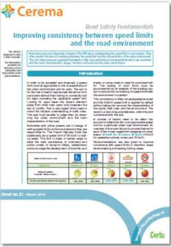 Road Safety Fundamentals - Sheets n° 100 - 32