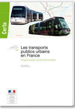 Transports publics urbains en France : Organisation institutionnelle