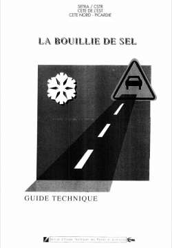 Bouillie (la) de sel - Guide technique