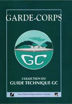 Garde-corps - Collection du guide technique GC