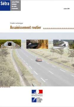 Assainissement routier - Guide technique