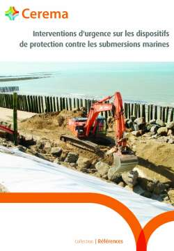 dispositifs de protection contre les submersions marines
