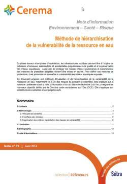 note d'info cerema  ESR n°1