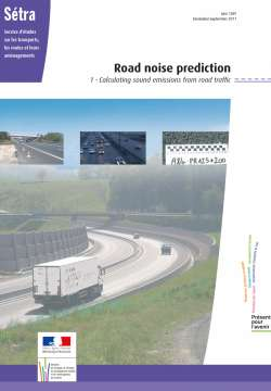 Road noise prediction