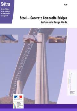 Steel – Concrete Composite Bridges