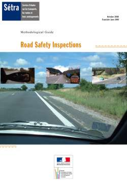 Road Safety Inspections
