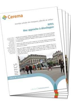 Insertion urbaine des transports collectifs de surface IUTCS