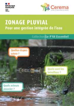 Zonage pluvial : pour une gestion intégrée de l'eau