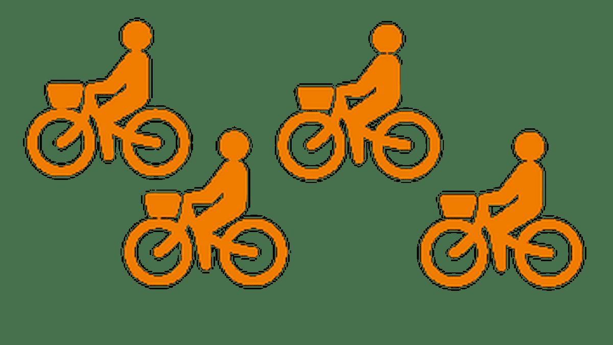 Vous recherchez un partenaire de cyclisme? Inscrivez-vous maintenant!