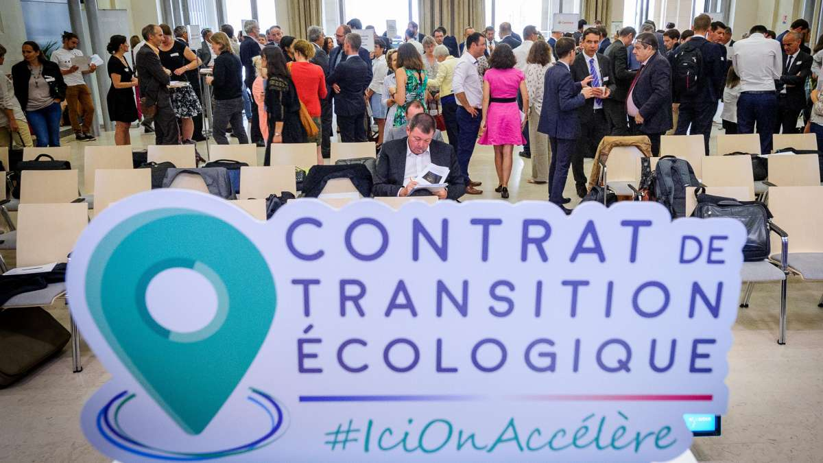 Forum national des contrats de transition écologique