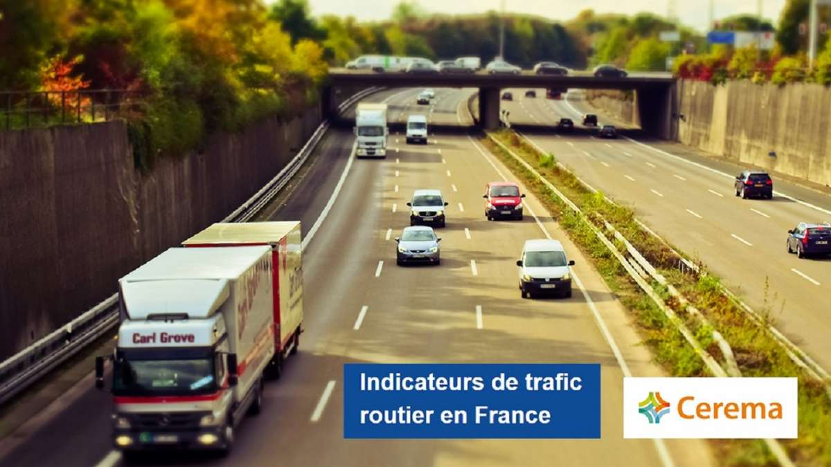 Reconfinement : une plateforme en ligne pour suivre l'évolution du trafic routier