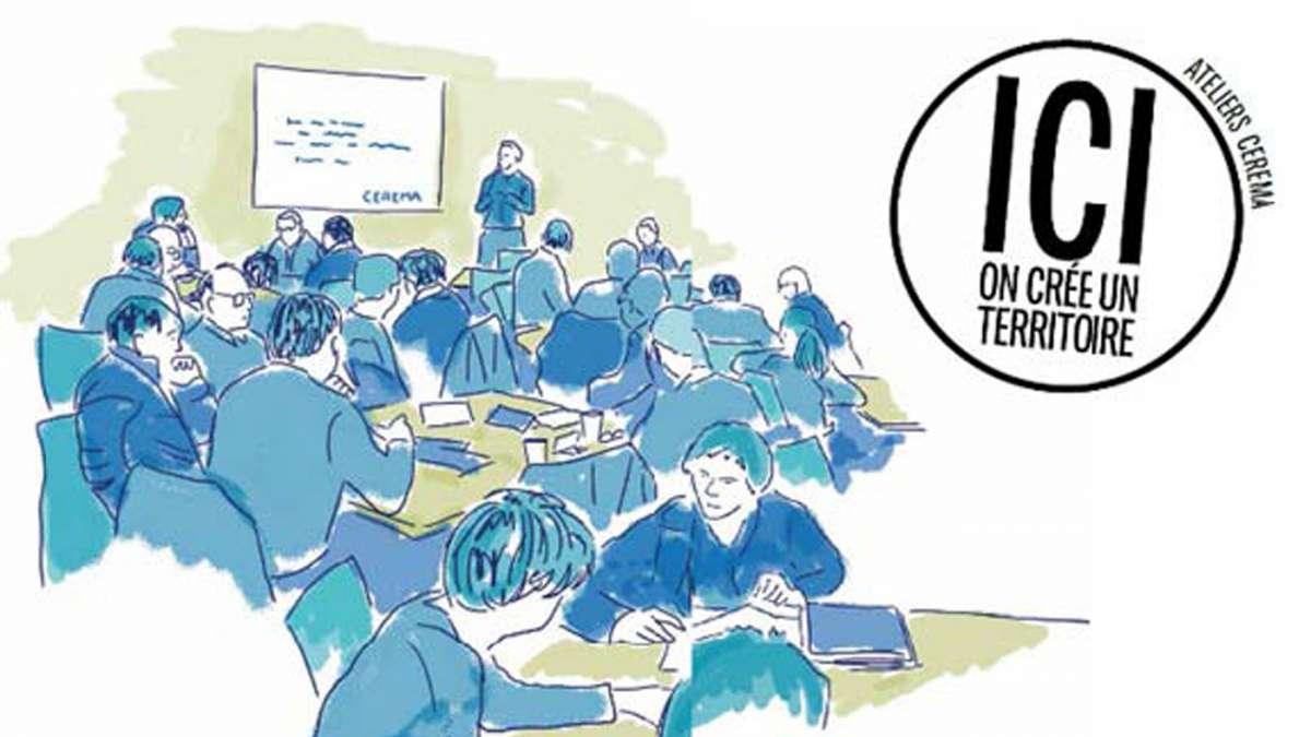 Élaboration de projets de territoire : panorama et usages de sept méthodes participatives